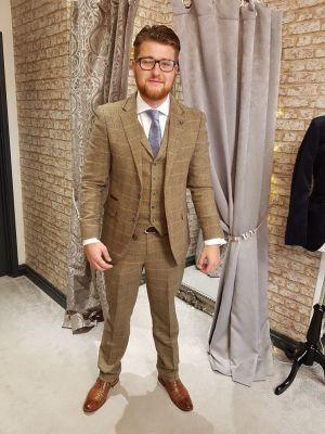 Full Tweed Suit