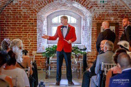 Master Of Ceremonies Suit