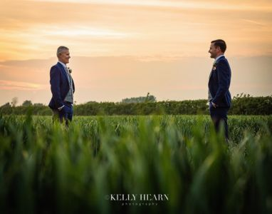 Russell And Paul - Photo By Kelly Hearn Photography