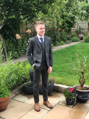 Sam For His Prom