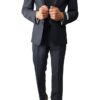 Herbie Frogg Mix & Match Charcoal Suit