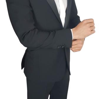 Herbie Frogg Dinner Suit