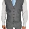 Herbie Frogg Mix and Match Grey Waistcoat