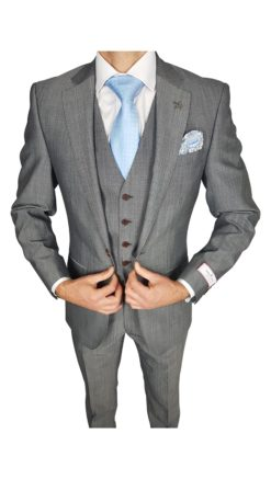 Herbie Frogg Mix and Match Grey Suit