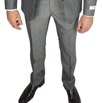 Herbie Frogg Mix and Match Grey Trouser