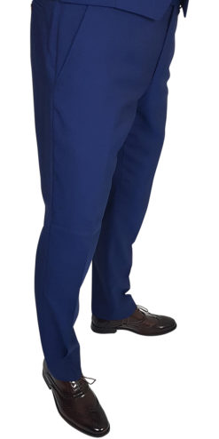 Herbie Frogg Slim Fit Trouser Blue