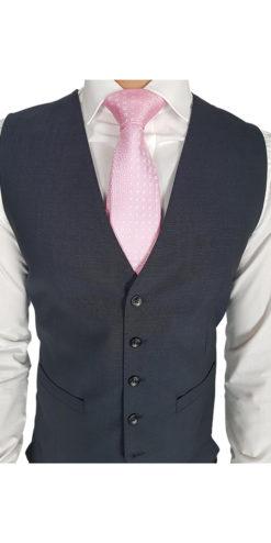 Herbie Frogg Mix & Match Charcoal Waistcoat