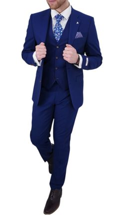 Herbie Frogg Mix and Match Blue Suit