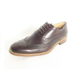 Oxblood Brogue Shoe