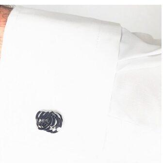 Knott cufflink