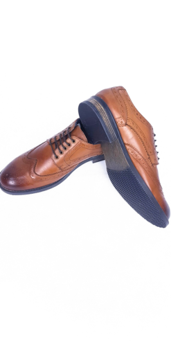 Roamer Tan Brogue