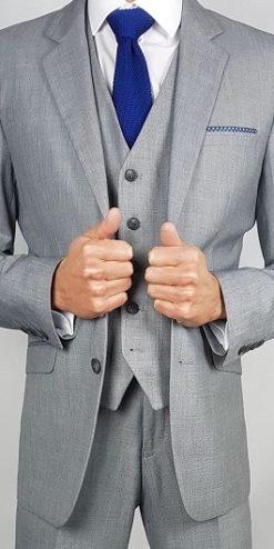 Reegan Grey Jacket