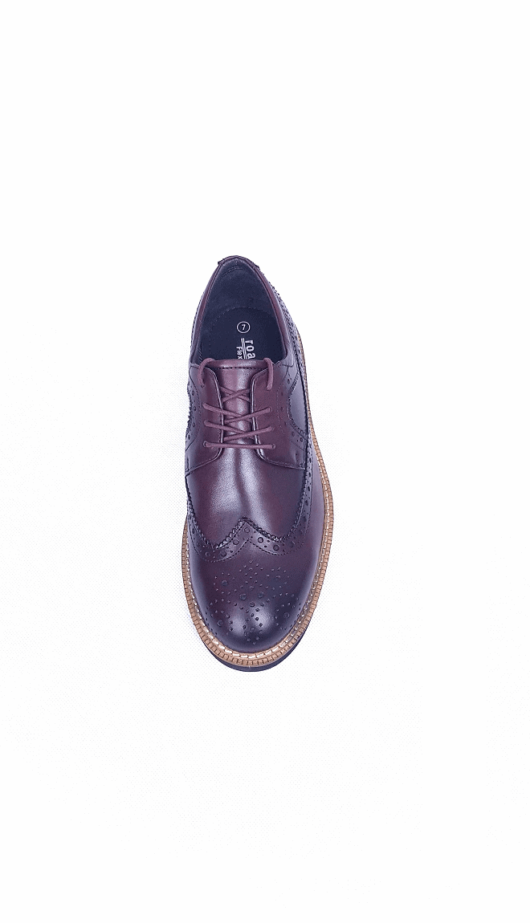 Roamer oxblood Brogue