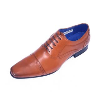 Tan Oxford Shoe