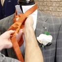 Step Five - How To Tie A Cravat