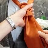 Step Ten - How To Tie A Cravat