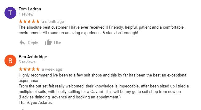 Astares Reviews