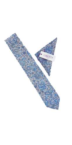 Liberty Charles Tie and Hankie