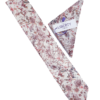 Liberty Wild Flowers Pink Tie and Hankie