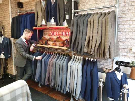 Mens suit shop UK