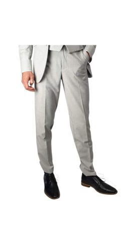 Cavani Veneto Light Grey Trouser