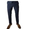 Airforce Navy Check Trouser