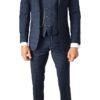 Airforce Navy Check Suit