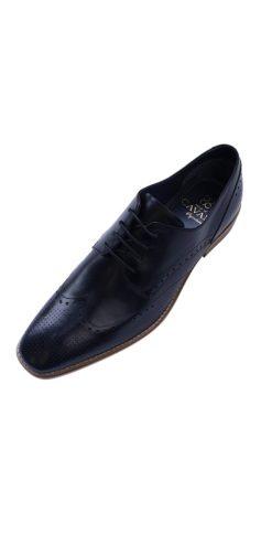 Cavani Rome Black Shoe