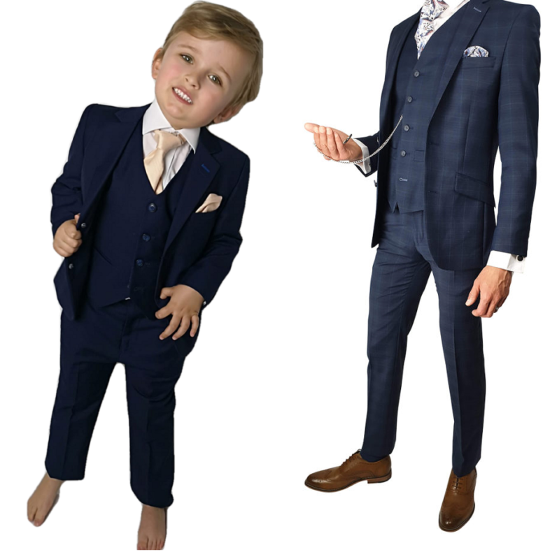 Suits Styling Boy and Men