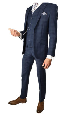 mens slim fit suits uk
