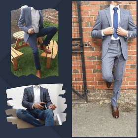 Why buy a three piece suit
