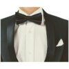 Shawl Lapel DJ Suit Black