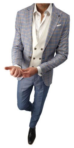 The Milan 3 Piece Suit