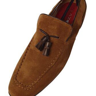 Azor Tan Loafer Shoe