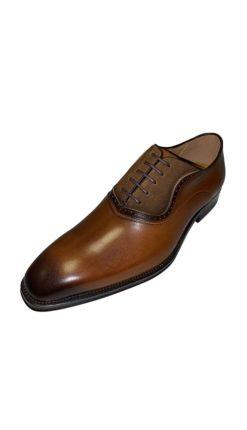 Azor Leather Tan Shoe