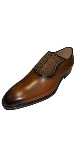 Azor Leather Tan Shoe