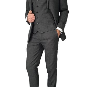 Skopes Harcourt Grey Suit