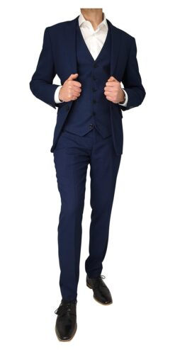 Skopes Harcourt Navy Suit