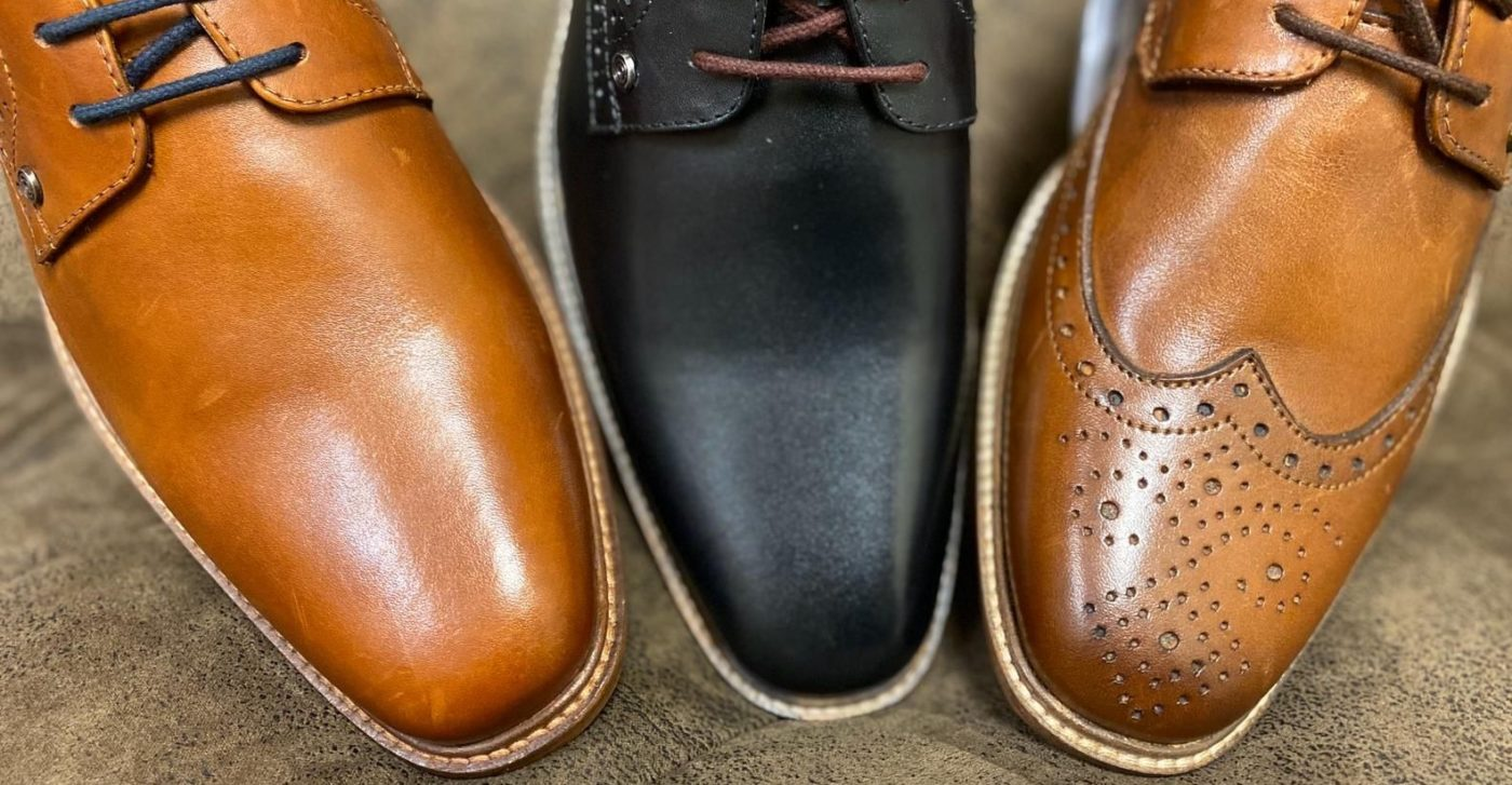oxford or brogue