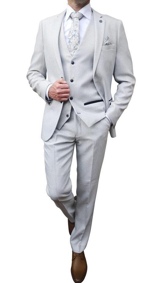 Marc Darcy - Ronald Stone 3 Piece Suit