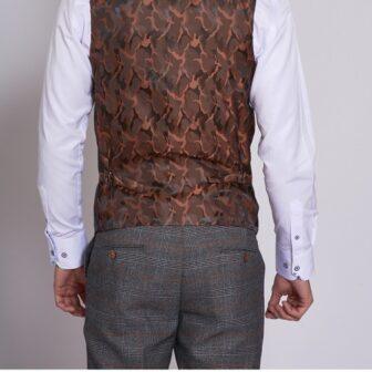 Marc Darcy - Jenson Grey waistcoat