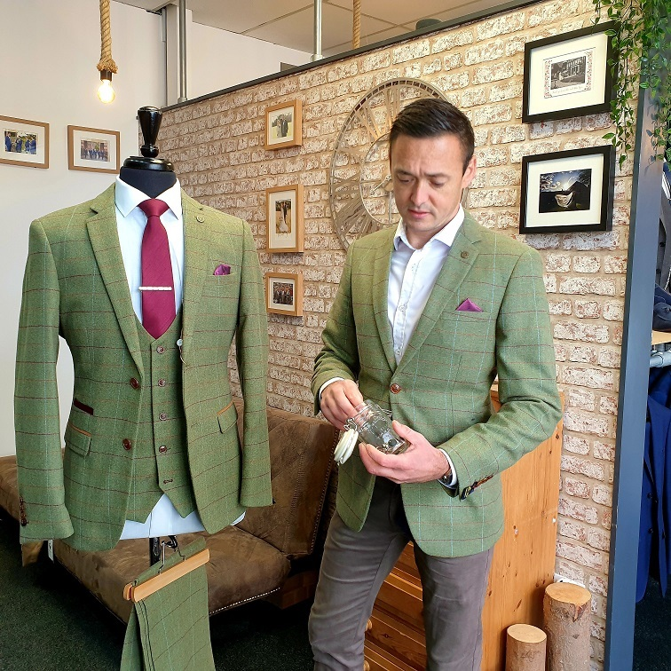 Get the most out of your 3 piece suit