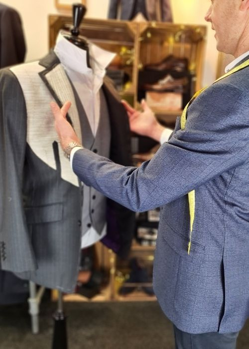 Made to order suits