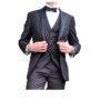Black Dinner Suit Jacket