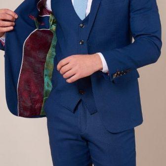 Marc Darcy Danny Royal Blue Jacket