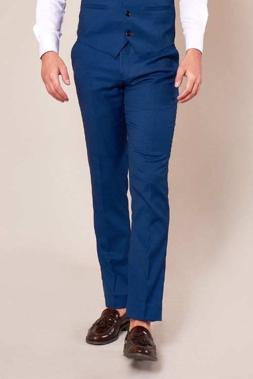Marc Darcy Danny Royal Blue Trouser