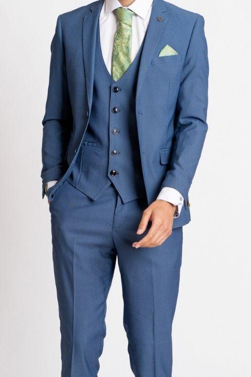 Marc Darcy Danny Sky Blue Jacket