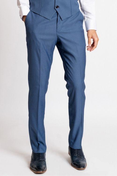 Marc Darcy Danny Sky Blue Trouser