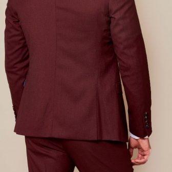 Marc Darcy Danny Wine Jacket