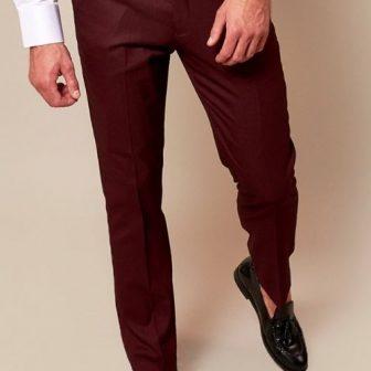 Marc Darcy Danny Wine Trouser